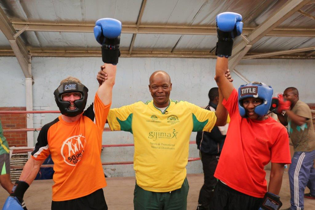 1 Boxers