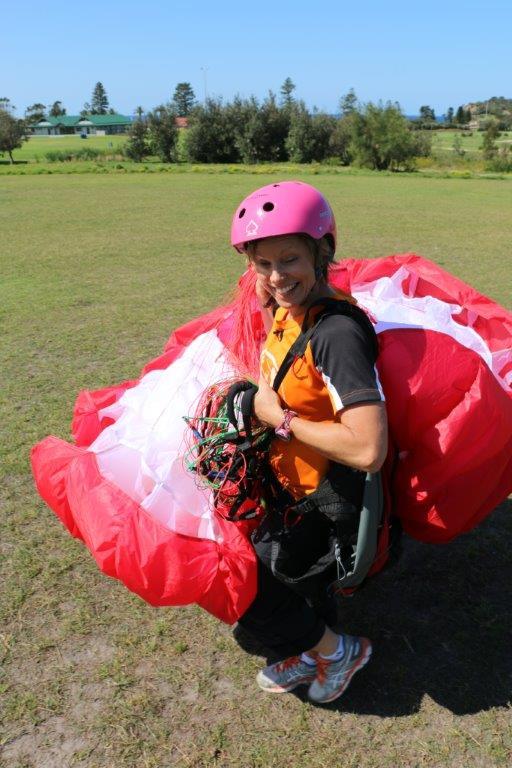 2 Paraglide
